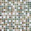 2013HOT High class JNJ mosaic bathroom mosaic glass tile