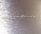 Color Coated Brushed aluminium coil & aluminium sheet with coating PE & PVDF