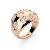 2014 New arrival jewelry nice crystal rings