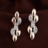 2014 Wholesale Rhinestone Women Fashion Earring