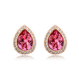 Allencoco Jewelry Austrian Crystal Fashion Earring Wholesale