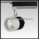 Track Light Clothing Store LED Track COB Spot Light 30W 35W 50W 4 Adapter