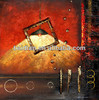 Modern Stretched Abstract Oil Painting Canvas Prints