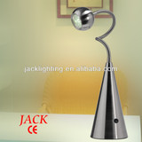 chandelier table lamp JK813NI gooseneck