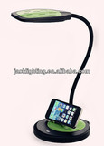 2014 new solar light JK-852 JK.Finch led desk lamp