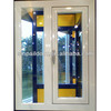 Cream Color Aluminum Casement Window