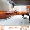 Modern orange kitchen pantry freestanding kitchen storage cabinets for kitchen furniture