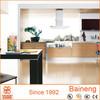 Supply modern melamine kitchen cabinets with free kitchen design