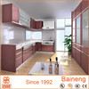 High gloss acrylic series projects kitchen cabinet for modular furniture kitchen
