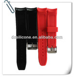 Cheap price silicone nice watchband for icewatch