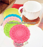 2013 Newest Design Kitchen Silicone Mats Hollow mats