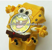 Children slap watch cartoon toy slap watches