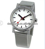 Brand name Men's watch Sekio movement stainless steel watch