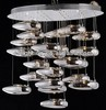 Top quality Contemporary pendent crystal lamp chandelier