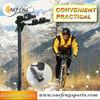 hitch ball bike carrier,bike carrier loading 2 bicycles,ball mounted bike rack