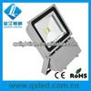 80W LED Flood Light Bridgelux High Power LED Flood Light Industrial Outdoor light IP65 Aluminum CE ROHS
