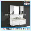fashionable stainless steel bathroom mirror cabinet ASB-8213 with quality LED light