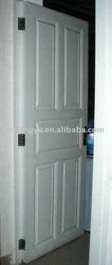 Plastic interior door
