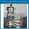 wholesale acrylic grinder and salt mill item No.kk-113