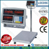 tcs electronic platform scale 300kg