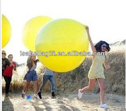 big natural latex advertisement balloon giant balloon