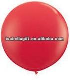 advertising latex round balloon mixed colour