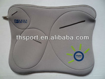 U card pocket hot selling Neoprene laptop bag
