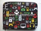 15.6'' Hot selling cartoon Neoprene laptop bag