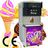 CE approved soft ice cream machine for ice cream making