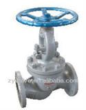 Bellow Seal Globe Valves Globe Control Valves