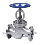 Stainless Steel Globe Valves High Pressure Globe Valves