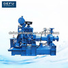 Diesel engine self priming single stage centrifugal irrigation pump