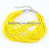Wholesale jewelry handmade Fashion beads braided bracelet