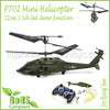 P702 Infrared IR Remote Control RC Mini Helicopter