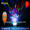 LED Rotating Lamp rgb led full color rotating lamp rotating led lamp