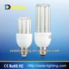 B22 e27 8W 4U shape led bulb lamp to replace cfl lamp