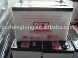 SHENGLONG N70Z 12v 75ah automotive car/auto battery(dry tpye)