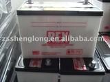 dry car battery N80L 80AH