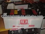 SHENGLONG car battery N135 12V/135AH