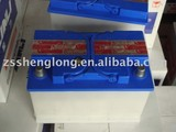 OEM automotive dry charged car/auto battery 12V
