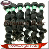 Beamyshair factory double weft virgin hair indian remy hair weave