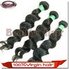 Beamyshair factory double weft raw natual hair natural color virgin hair wholesale virgin indian hair
