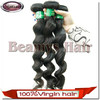 Beamyshair factory double weft raw natual hair indian hair extensions wholesale