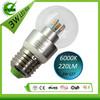 China supplier 3W E27 Globe LED bulb light