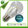 2700K 5W E27 led bulb