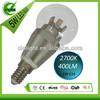 2700K 5W E14 led bulb