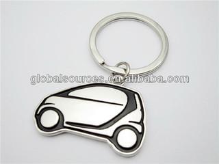 custom car shape key chain