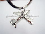 promotional metal fighter keychain warplane keyring