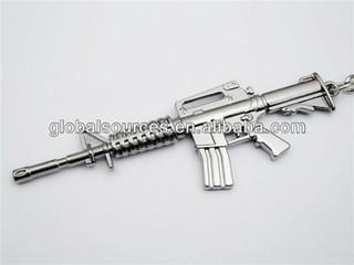 promotional metal sub-machine keychain