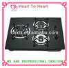 Built in Tempered Glass Gas Hobs/Gas Stove/Gas Cooker XLX-623G-1
